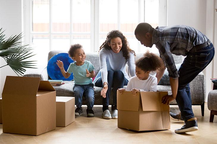 tamanho ideal de apartamento para 4 pessoas